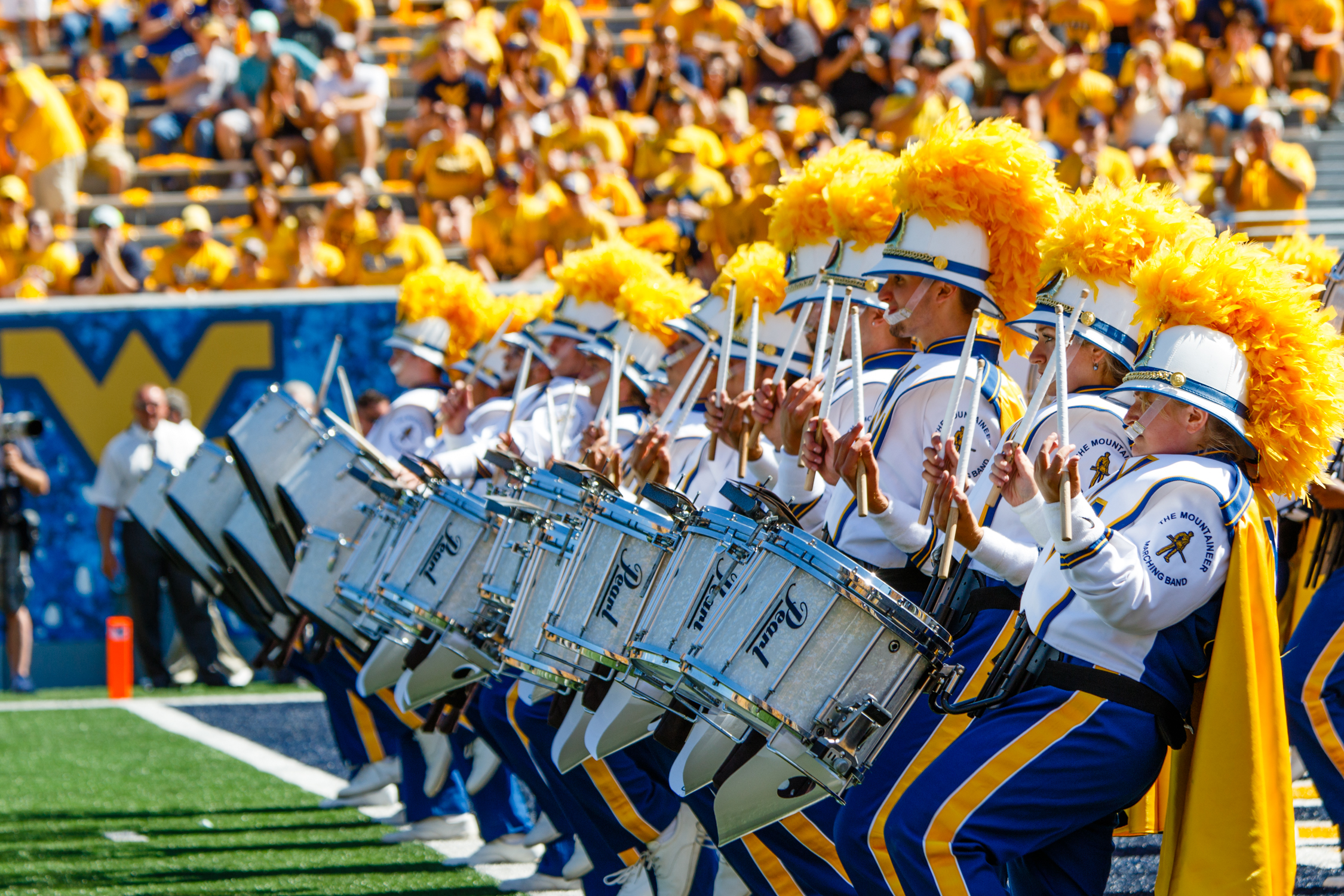 2017 Pride Travel Fund To Help Wvu Marching Band Make