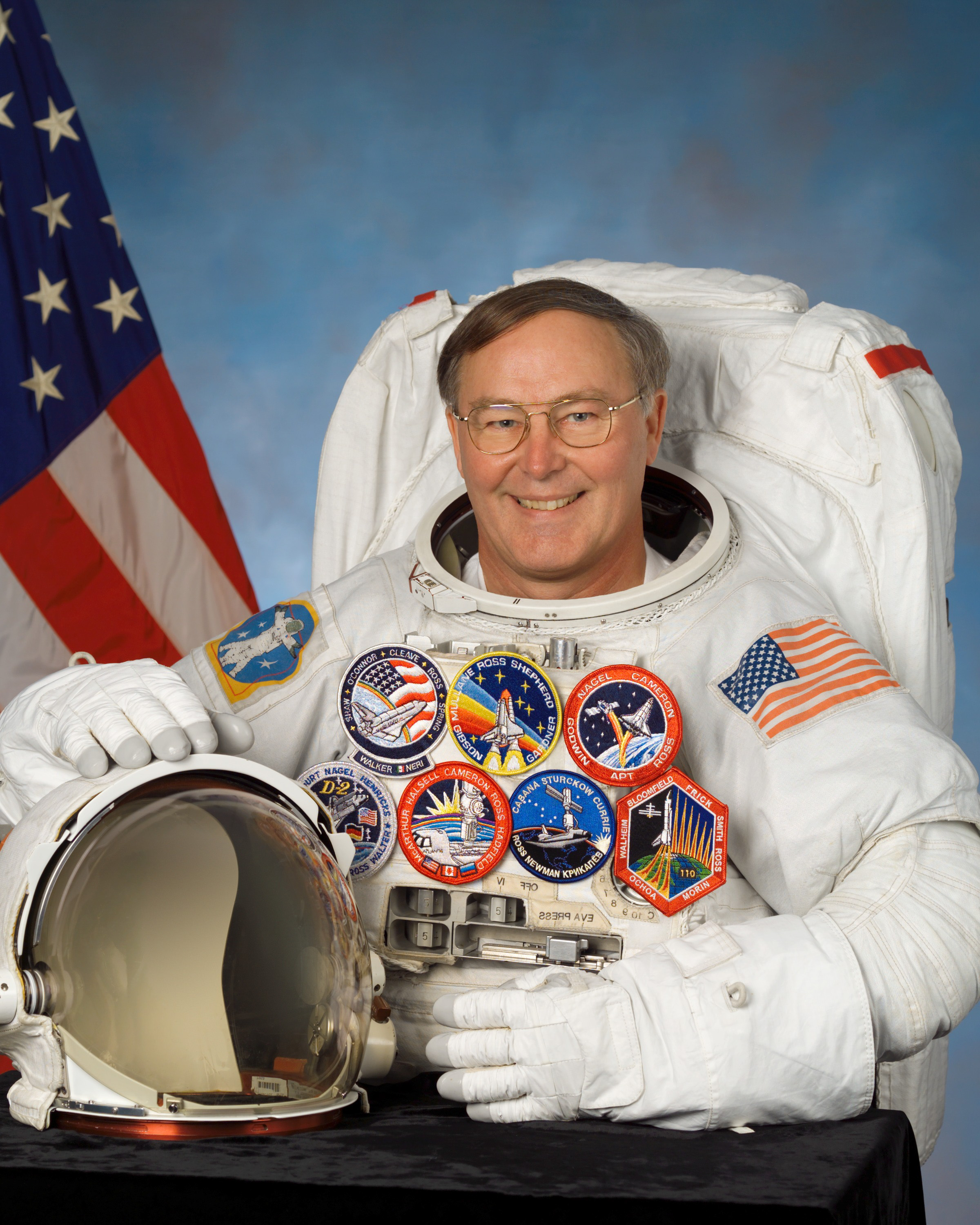 Ed Prather Art: Space Shuttle Astronaut To Be WVU Scholar-in-residence As