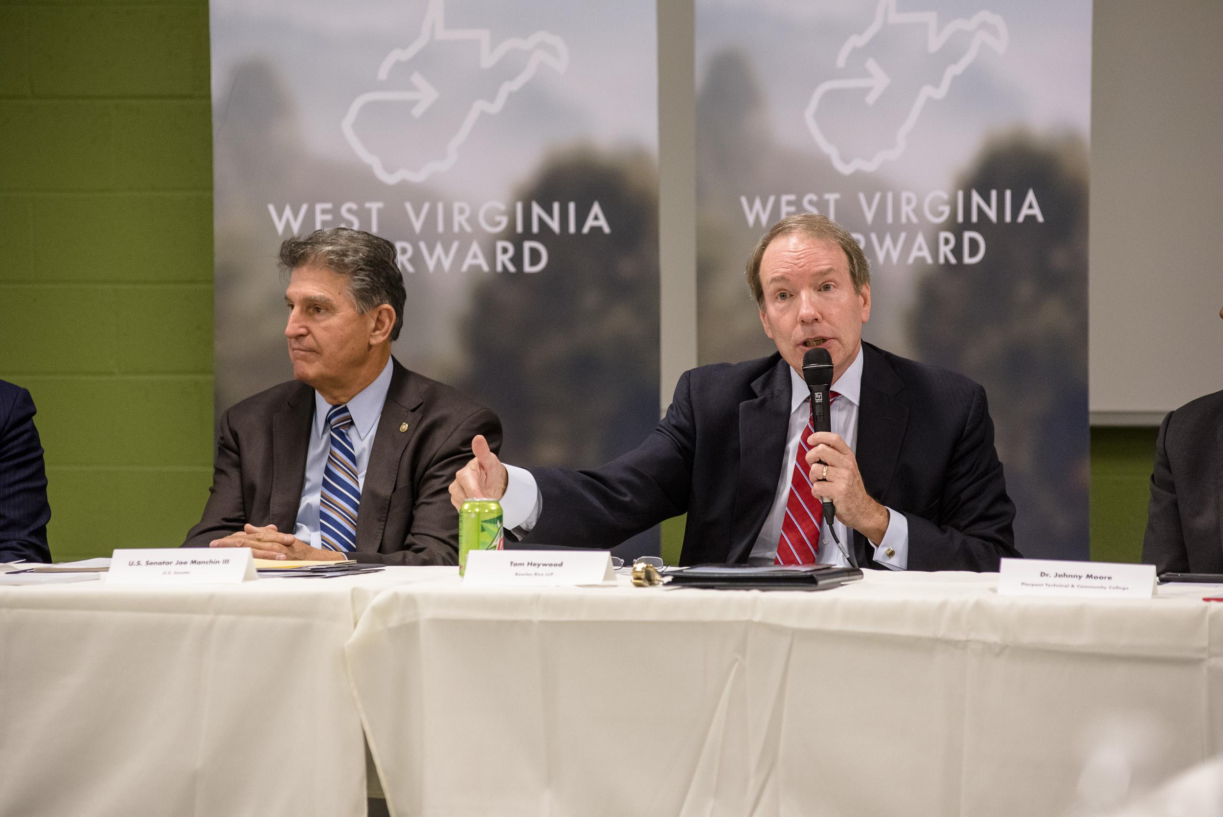 WV Forward, DRWV host roundtable on urgency to reduce
