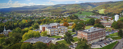 Potomac State College